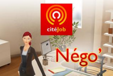 CitéJob Négo: Entraînez-vous à décrocher un Job!