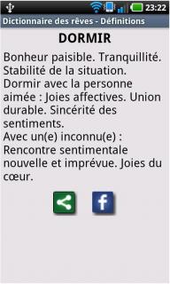 Dictionnaires des rêves c