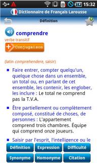 Dictionnaire Larousse français c