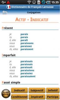 Dictionnaire Larousse français d