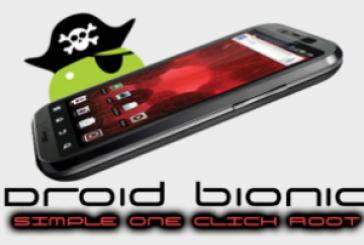 Rooter le Motorola Droid Bionic en un clic!