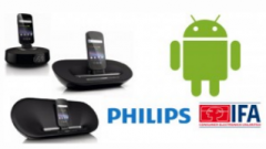 Philips Fidelio: Des stations d'accueil pour Android!