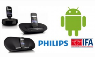 Read more about the article Philips Fidelio: Des stations d'accueil pour Android!
