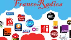 FranceRadios: Ecoutez plus de 250 radios!