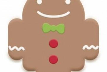Presque la moitié des smartphones Android fonctionnent sous Gingerbread