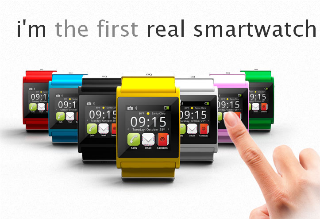 I'm Watch: Une montre Bluetooth sous Android!