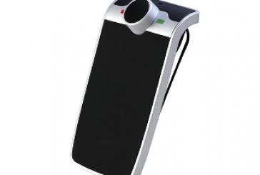 Parrot Minikit Slim: Un Kit mains libres Bluetooth portatif ultra fin!