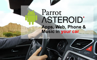 Read more about the article Parrod Asteroid: Un autoradio sous Android!