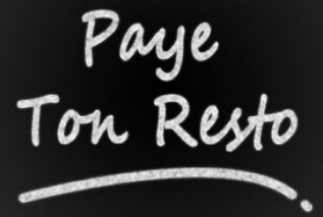Paye ton Resto: Pour gagner du temps!