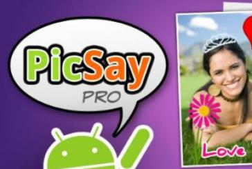 Picsay – Photo Editor: Mettez de la fantaisie dans vos photos!