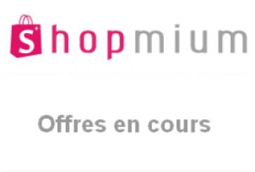 Shopmium: Achetez, scannez… c'est remboursé!