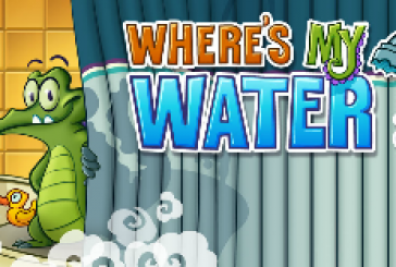 Where's my water: un puzzle game made in Disney !