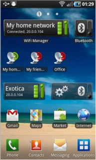 Wifi Manager b