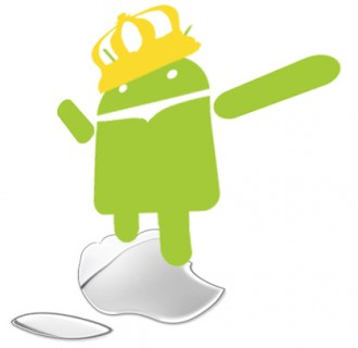 Read more about the article Android, c'est en ce moment 700 000 activations quotidiennes !!