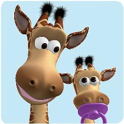Read more about the article Gina la girafe qui parle : après Tom le chat et Ben le chien