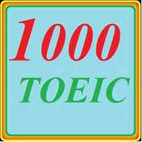 1000 TOEIC test : améliorez votre anglais