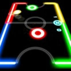Read more about the article Glow Hockey 2 : rapidité au rendez-vous !