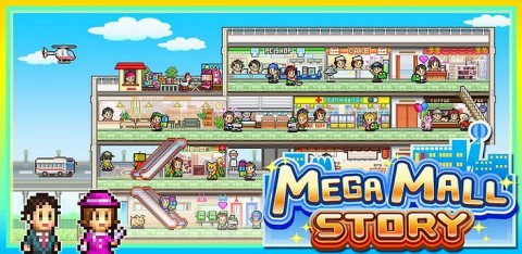 Mega Mall Story: Ouvrez et gérez un centre commercial