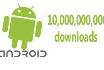10 billion downloads : des applications à 0,10 cts !