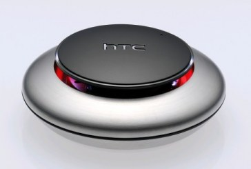 HTC Portable Bluetooth Conference Speaker BS P100