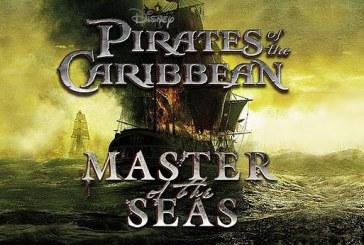 Pirates de Caraïbes: à l'abordage moussaillon !