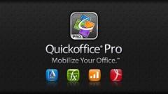 Read more about the article QuickOffice Pro: la suite bureautique indispensable sur Android