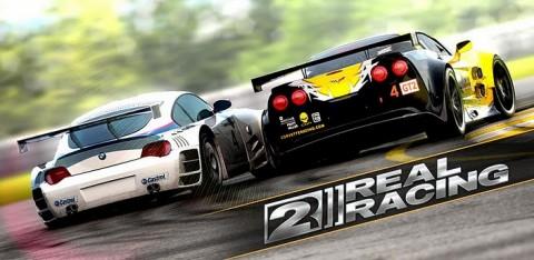 Real Racing 2: le jeu de course le plus attendu sur Android