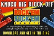 Rock 'em Sock 'em Robots: Un jeu de combat entre Robots