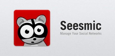Read more about the article Seesmic: Gérez tous vos réseaux sociaux depuis cette application
