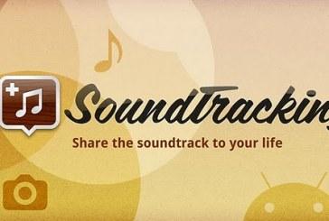 Partagez vos goûts musicaux avec SoundTracking !