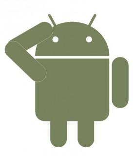 Read more about the article Android choisi par le département de la défense américain !