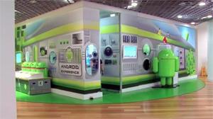 Read more about the article Androidland: la première boutique dédiée à Android a ouvert