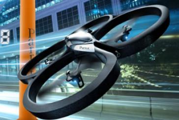 AR Drone Parrot: Pilotez ce drôle d'engin depuis Android!