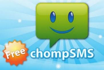 ChompSMS: Remplacez l'appli par défaut gérant les SMS!