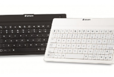 Clavier Bluetooth made in Verbatim!