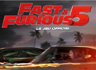 Fast & Furious 5: Le jeu officiel sur android!