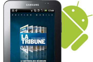 La Tribune: L'actualité économique et financière sur Android!