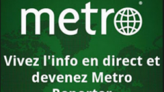 Metro France: le journal Metro arrive sur Android!