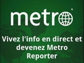 Metro France: le journal Metro arrive sur Android!