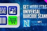 Mobiletag QR Code Scanner: lecteur universel de codes-barres