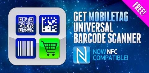 Read more about the article Mobiletag QR Code Scanner: lecteur universel de codes-barres