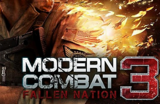 Read more about the article Modern Combat 3: Fallen Nation