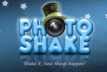 PhotoShake: Mélangez vos photos!