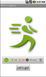 reprendre jogging progressivement