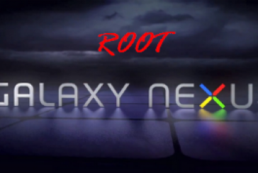 Rooter le Galaxy Nexus très facilement!