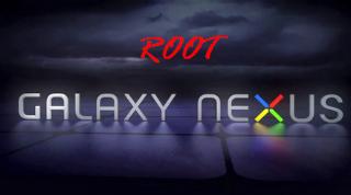 Rooter le Galaxy Nexus très facilement!