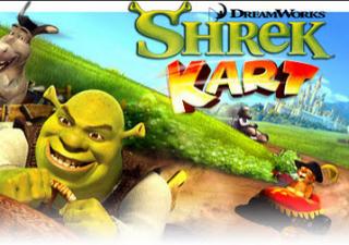 Shrek Kart: Devenez le coureur le plus rapide du royaume !