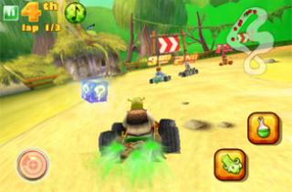 Shrek Kart b
