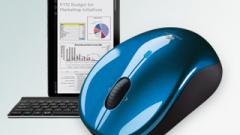 Logitech Tablet Mouse: Une souris dédiée aux tablettes Android!