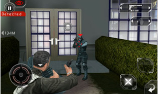 Tom Clancy's Splinter Cell Conviction c